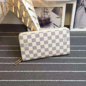 🦄Louis Vuitton fashion women's purse with long